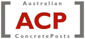 Logo for Australian Concrete Posts Pty Ltd 00