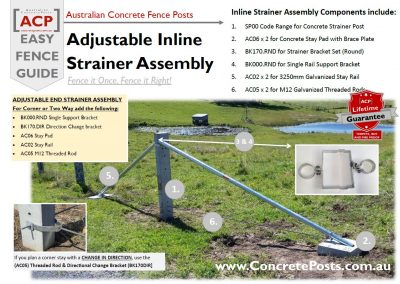 ACP Assembly Adjustable