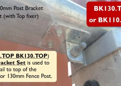 BK.TOP – Top Fixing Bracket