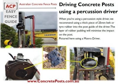 ACP Info Sheets - DrivingCap Percussion Munro