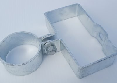 BK130.RND Post Bracket Set